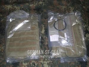 LHT Gen 5 Plattenträger in Tan