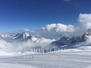 Hoch Alpines Gelände