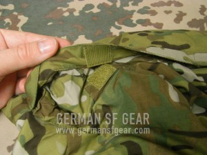 Crye Precision Loft Jacket Kragen